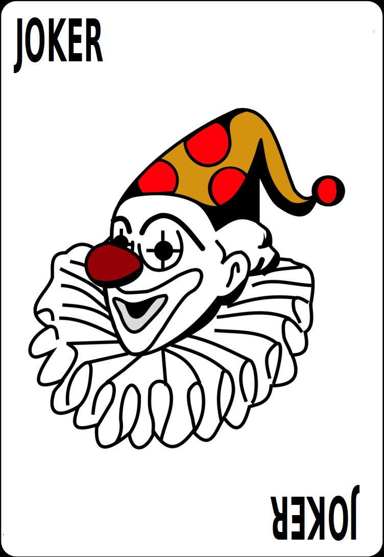 Playing Card Joker Design